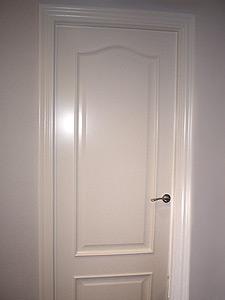 Lacado de puertas - Pintar puertas de blanco ...