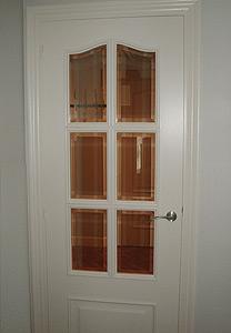 Lacado de puertas for Lacar puertas en blanco